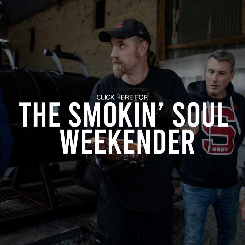 The Smokin' Soul Weekender
